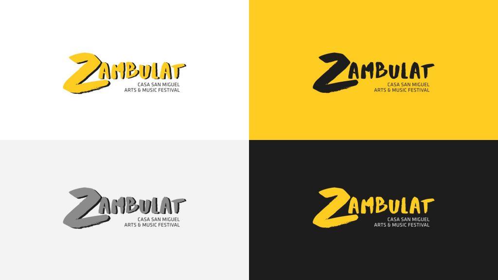 Zambulat Logo Standard
